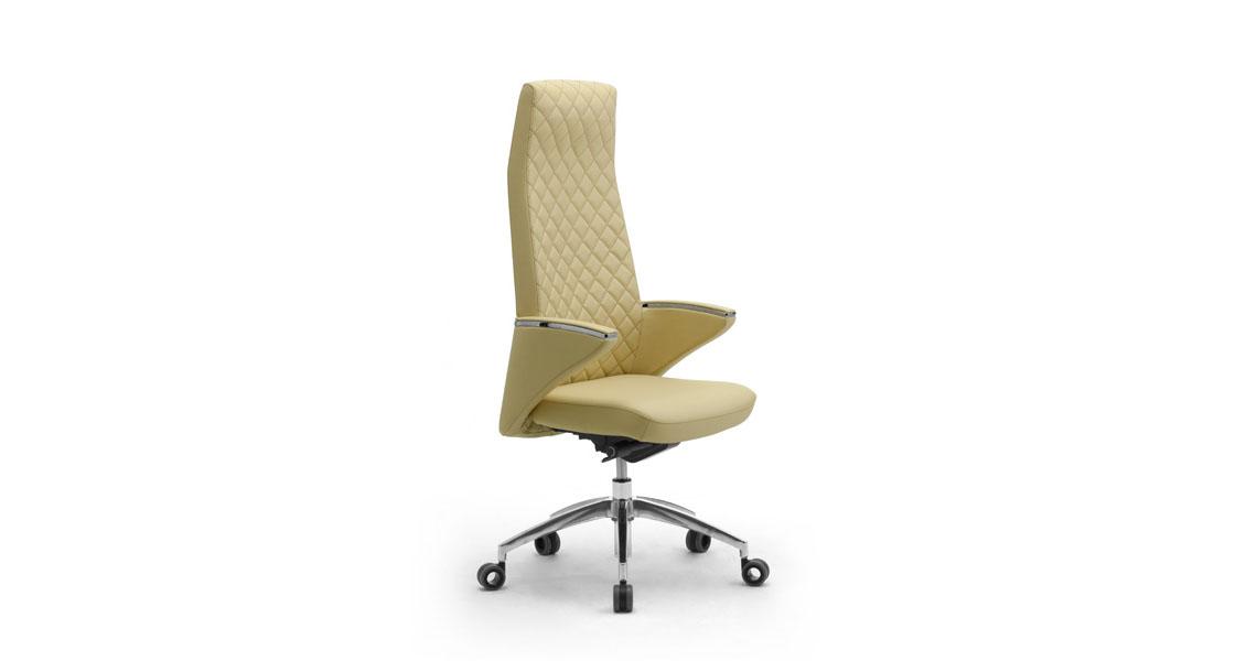 Modern design b rost hle chefsessel echtleder design for Design konferenzstuhl