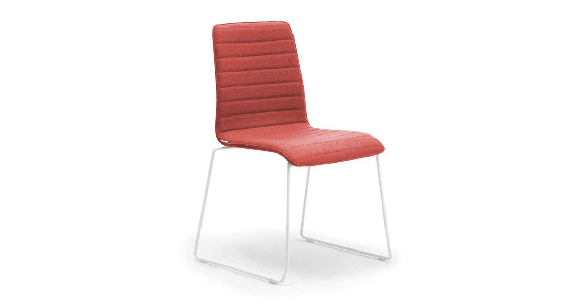 Stuhl mit schreibplatte für training Leyform